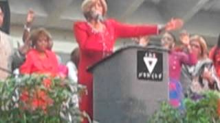 dr dorinda clark cole song aim revival fires 7 3 13