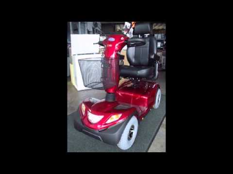 mobility scooter battery info
