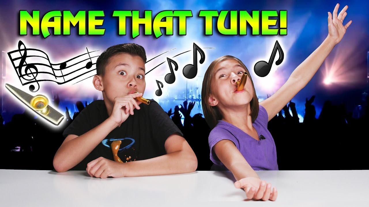 Name That Tune: Kazoo Theme Song Edition