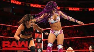 Sasha Banks vs. Sonya Deville: Raw, March 12, 2018
