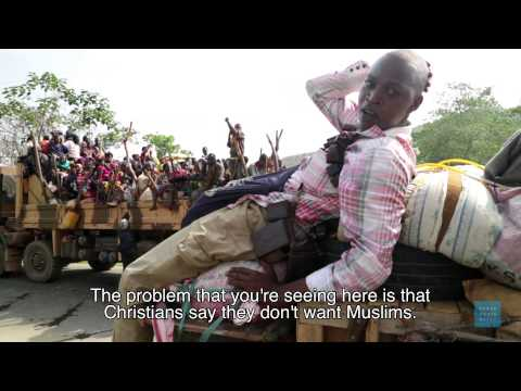 Exodus - Central African Republic