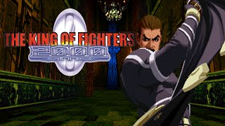 King of Fighters 2000 play as Zero with download link