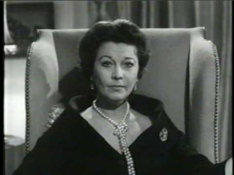 Vivien Leigh Interview-Part One Small World