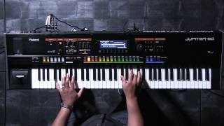 Roland JUPITER-50 Sound Examples — Patch 1556: