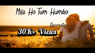 Mile Ho Tum Humko - Rock Version | Appiefying | Rock Cover | Fever | Tony Kakkar | Neha Kakkar