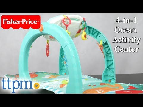 4-in-1 Ocean Activity Center From Fisher-Price