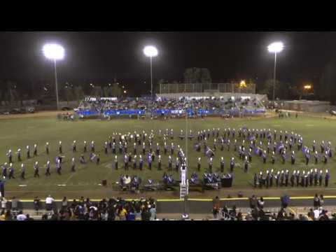 (4K) Anaheim HS Colonist Band & Pageantry |