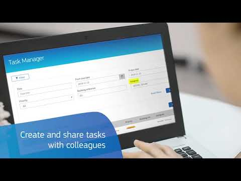Amadeus Direct   Task Manager