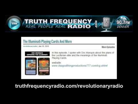TFR-19 Doc Marquis on The Revolutionary Radio Project