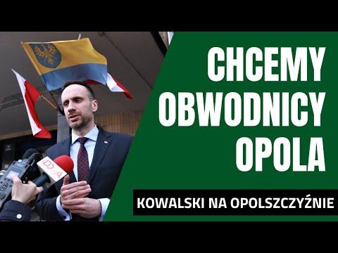 Strzelce Opolskie:  motywujemy władze miasta do budowy obwodnicy !