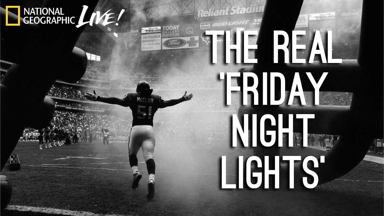 Book Friday Night Lights