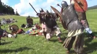 Исаборг 2016 Фестиваль исторической реконструкции 9 - 11 век