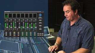 Mixing Multi-Mic Dialogue on The Voice with the Dugan Automixer Plugin
