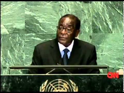 The Song Of Comrade Mugabe