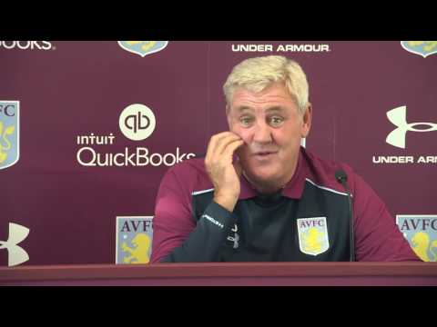 Steve Bruce speaks to Big Centre Television ahead of the game v Fulham
