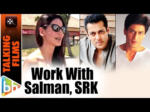 I'd Be Honored To Work With Salman, SRK One Day Says Farah Karimaee