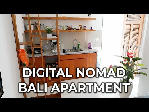 BEST KUTA APARTMENTS FOR DIGITAL NOMADS ON BALI