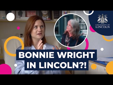 Bonnie Wright  'Medusa's Ankles  University of Lincoln
