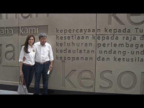 Download Youtube: Pasangan Diraja Selangor naik LRT, MRT dan Monorel