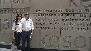 Pasangan Diraja Selangor naik LRT, MRT dan Monorel