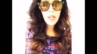 Jasmine Sandhu Kala Chashma Baar Baar Dekho Dubsmash Badshah & Neha Kakkar