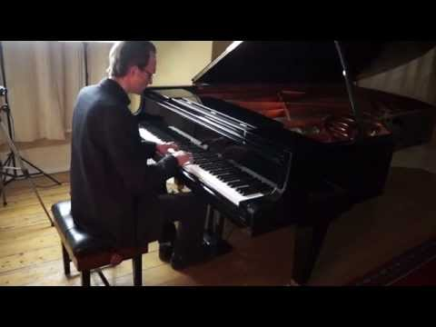 Erik Satie - Gnossienne No. 3, played by James Bacon