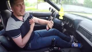 Dodge Charger Тест драйв Anton Avtoman смотреть