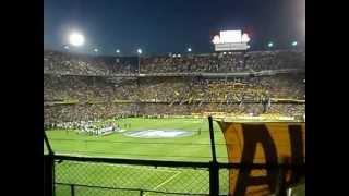Οι φίλαθλοι των Boca Juniors / The never silent Boca suporters