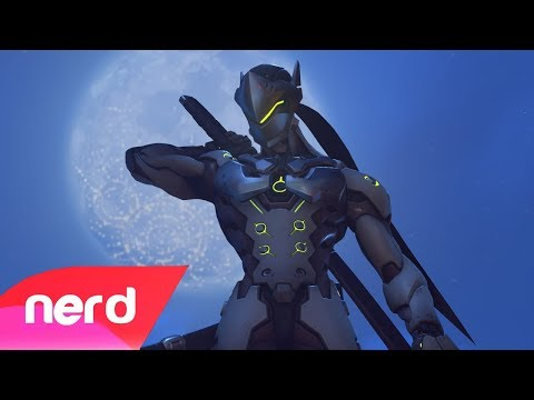 Overwatch Song | The Dragonblade (Genji Song) | #NerdOut ft