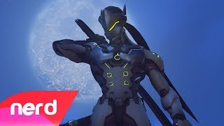 Overwatch Song | The Dragonblade (Genji Song) | #NerdOut ft Arikadou [Prod by Boston]