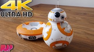 Star Wars BB-8 Unboxing In 4K