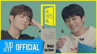 [Two Kids Room(투키즈룸)] Ep.08 Woojin X Lee Know