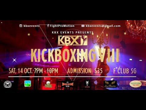 KBX 8 Highlights on Fight Night