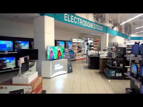 Área de Radio y Televisión en la tienda Plaza Lama