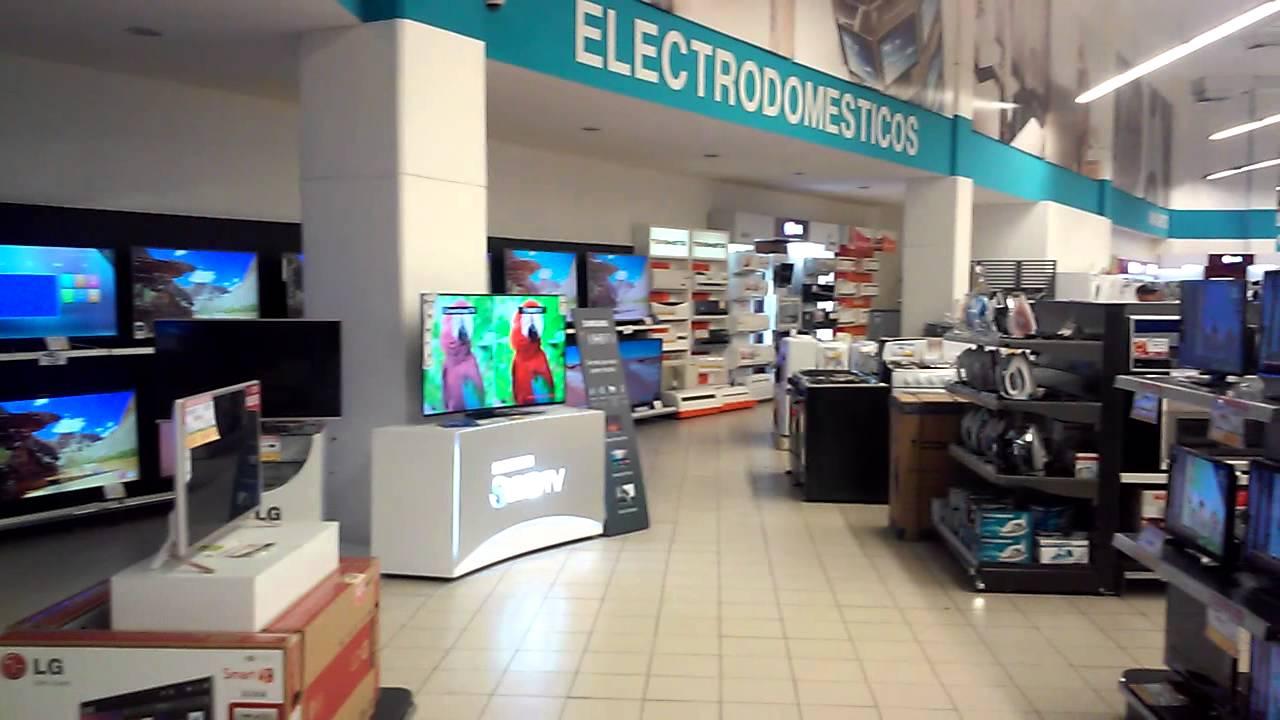 193 Rea De Radio Y Televisi 243 N En La Tienda Plaza Lama Youtube