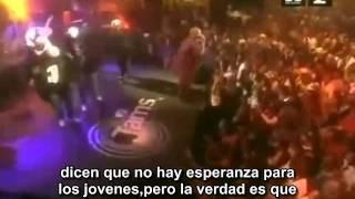 2pac-Keep ya head Up Subtitulado español(Live)