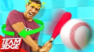 dizzy baseball challenge