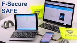 F-Secure SAFE Internet Security - So funktioniert der Daten-Safe