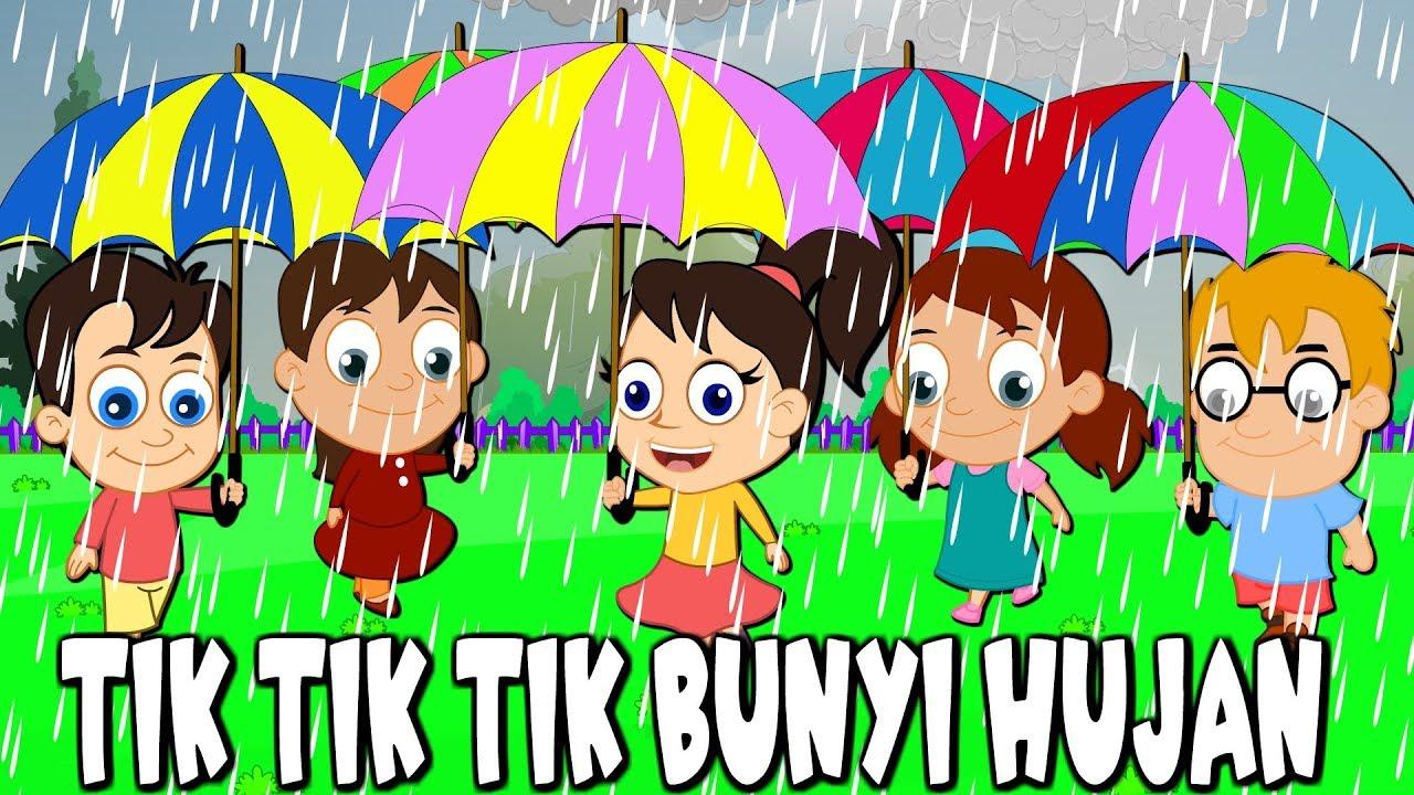 Download Tik Tik Bunuy Hujan | Lagu Anak-Anak Indonesia Terpopuler | Kumpulan | Lagu Anak TV