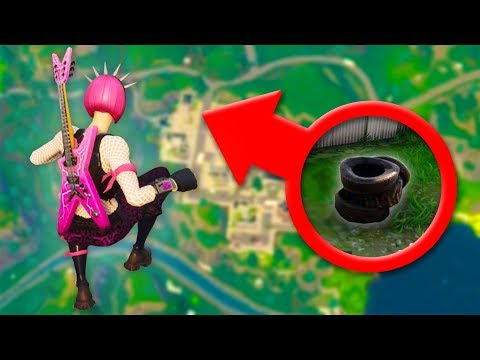 CAN THIS BREAK YOUR FALL?! | Fortnite Battle Royale