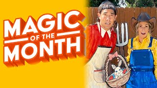 Back to School Tricks | MAGIC OF THE MONTH - September 2020