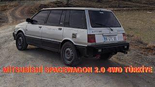 Mitsubishi Spacewagon 4wd 4g63 Türkiye