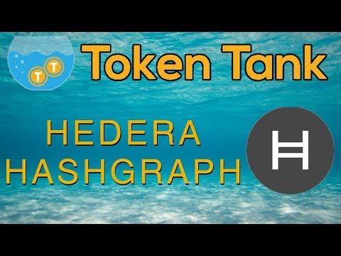 Token Tank Presents: Hedera Hashgraph | Next Generation Distributed Ledger Consensus