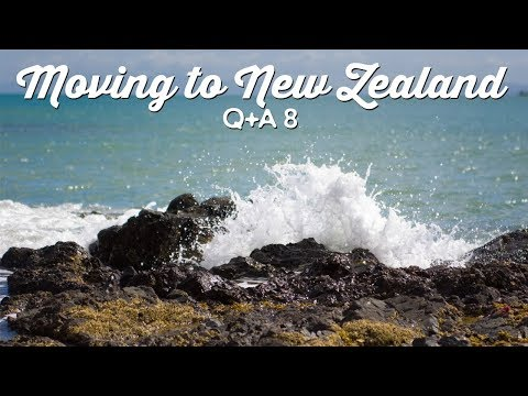 Moving to New Zealand Q&A 8 | A Thousand Words