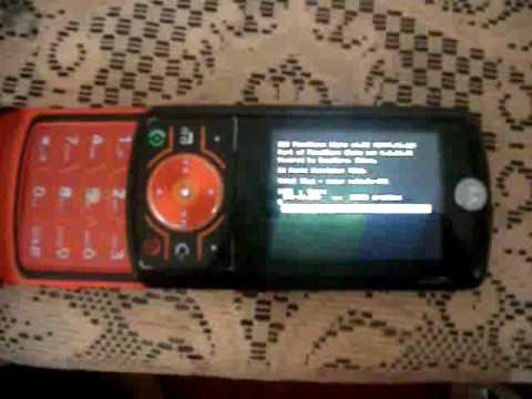 Metal slug en Motorola Z6