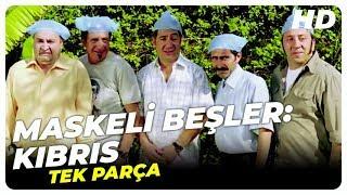 Maskeli Beşler Kıbrıs - Türk Filmi