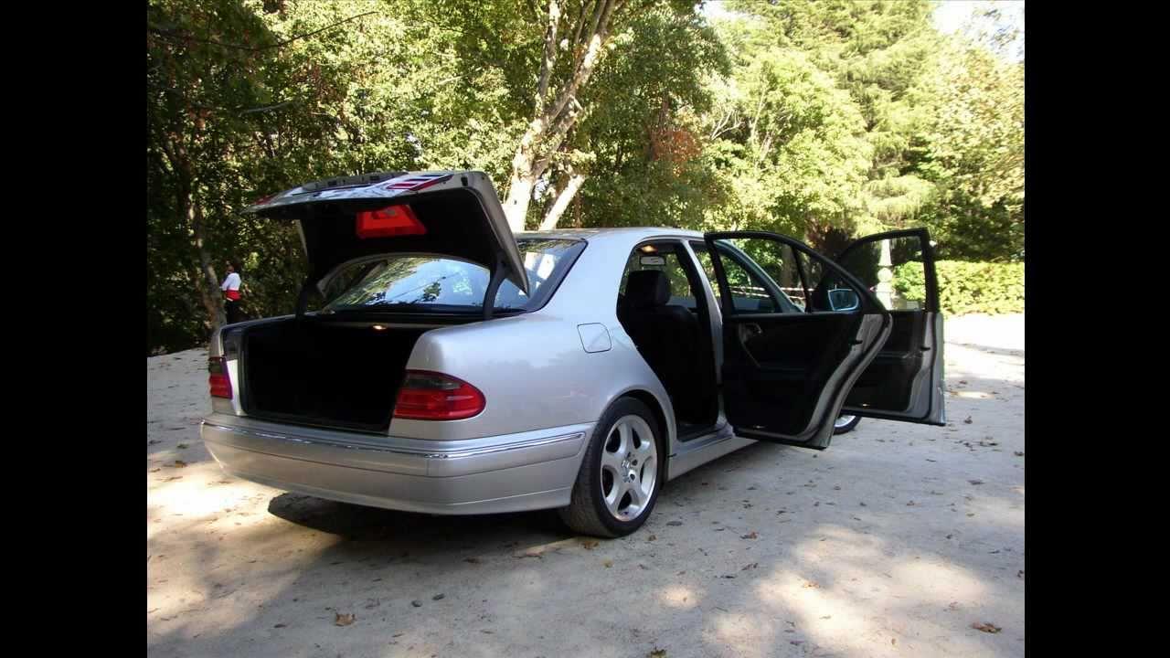Silnik   Mercedes W210 270 CDI