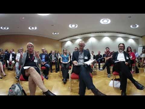 Fishbowl-Diskussion zur Third Mission beim Europäischen Forum Alpbach 2018