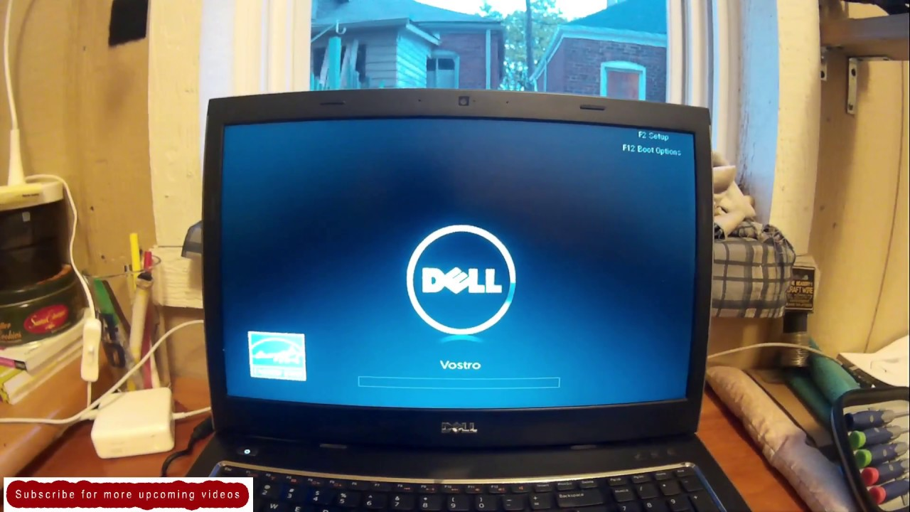 Dell Vostro laptop boot problem and it's fixed!