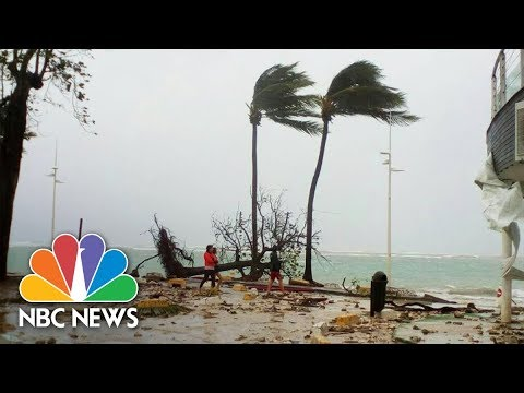 See The Destruction Category 5 Hurricane Maria Left In Its Wake!